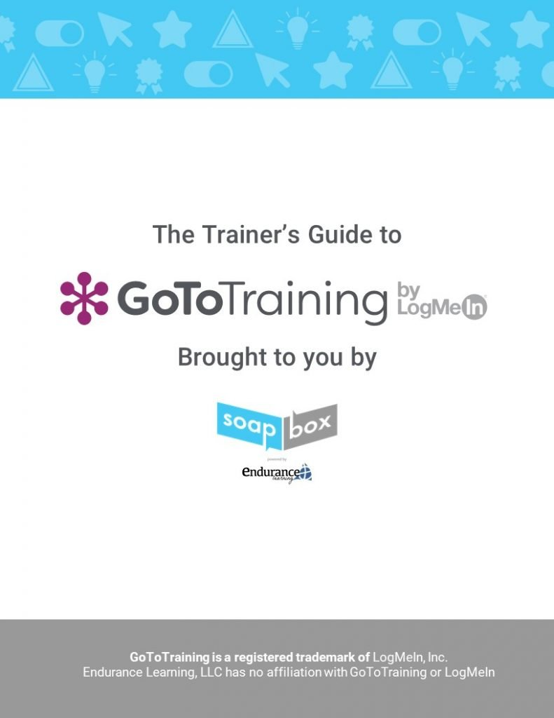 Trainer's Guide to GoToTraining