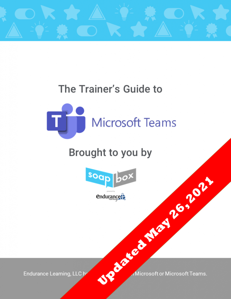 MS Teams training guide