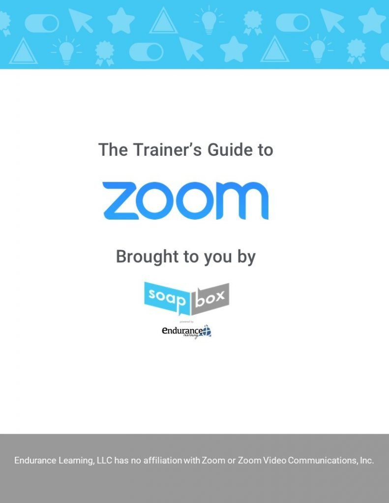 Trainer's Guide to Zoom